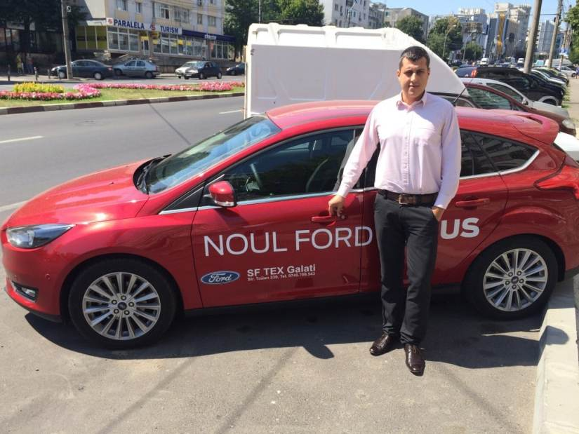 Noul Ford Focus 2015 poza 3