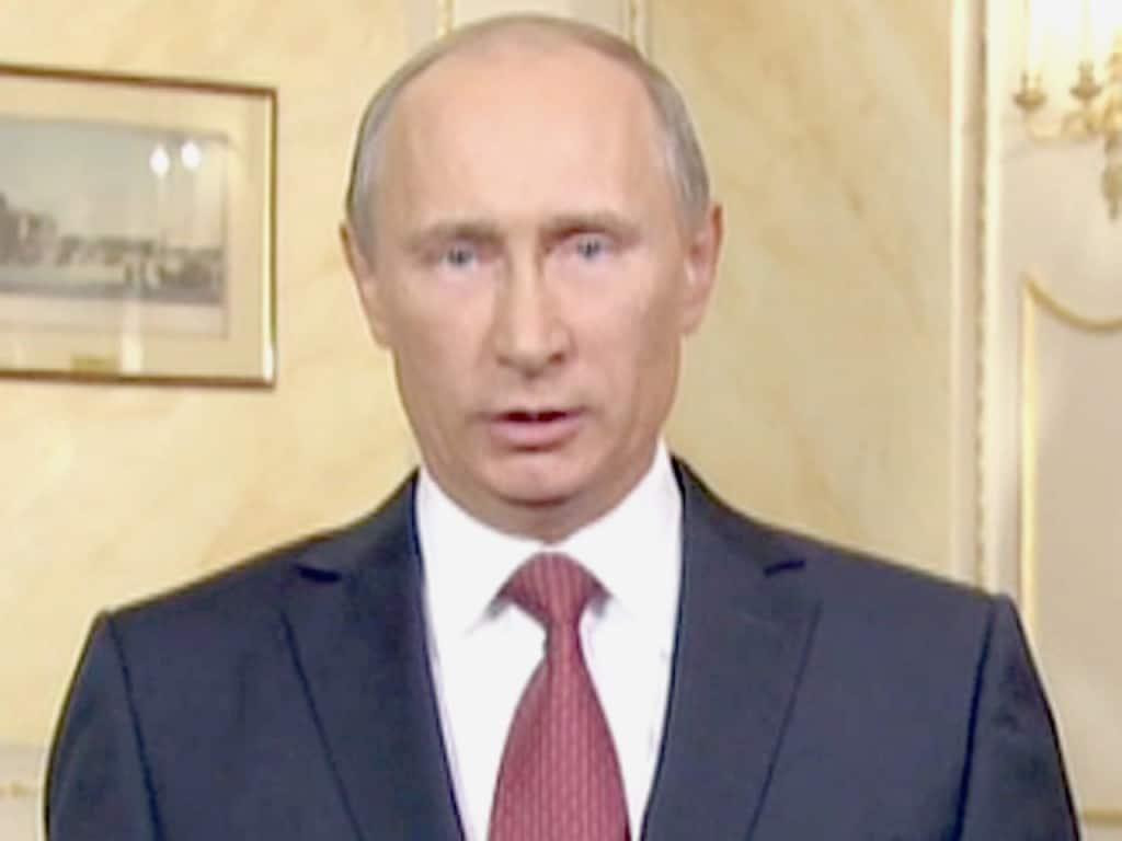 Putin Engleza