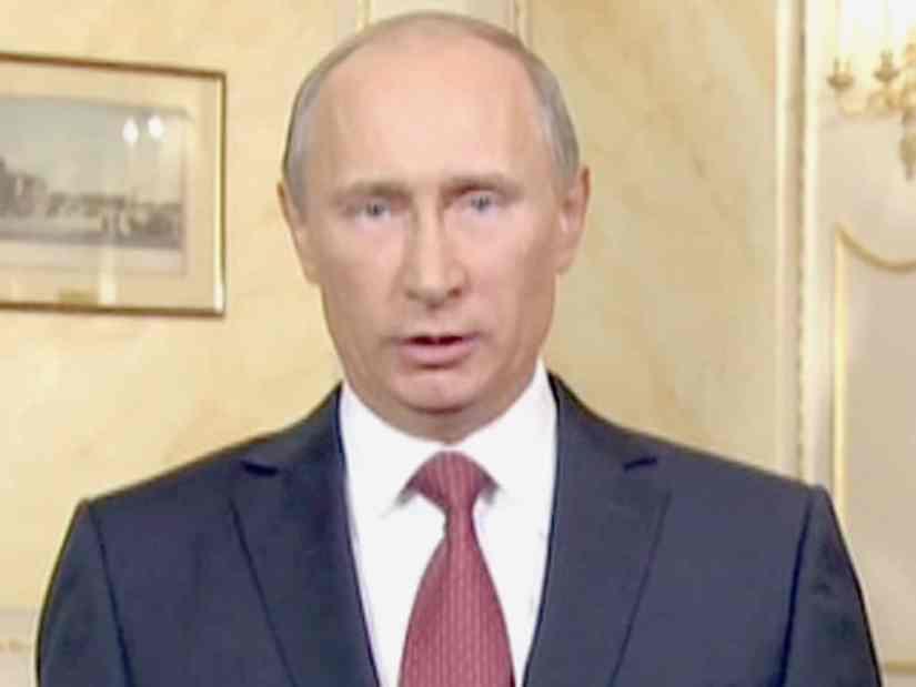 Putin Popular