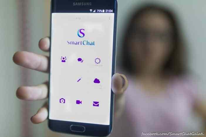SmartChat Galati 28