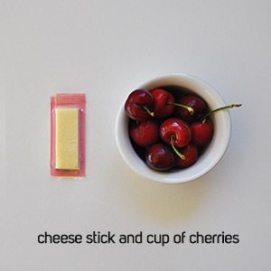 cheese-cherries