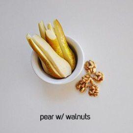 pear-walnuts