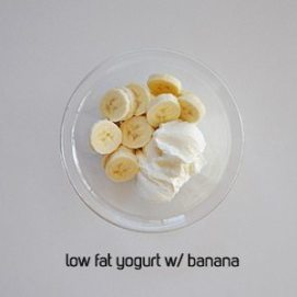 yogurt-banana