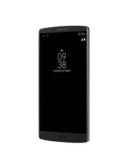 LG V10 negru lateral dreapta