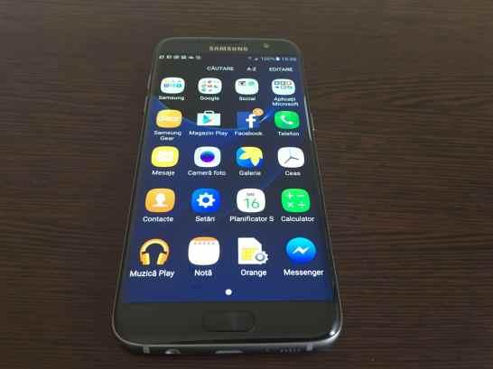 Galaxy S7 edge poza 6