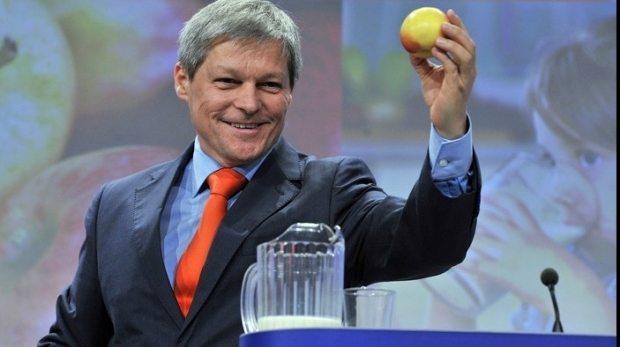 Dacian Ciolos e cel mai bun prim ministru