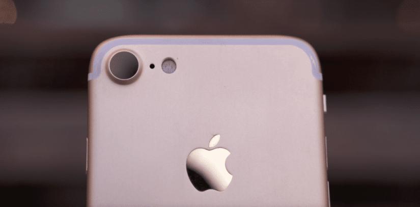 Noul iPhone 7 camera foto