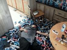 sleep-drunk