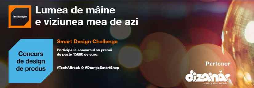 smart design challenge orange