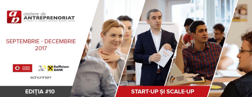 Ateliere de Antreprenoriat Editia 10