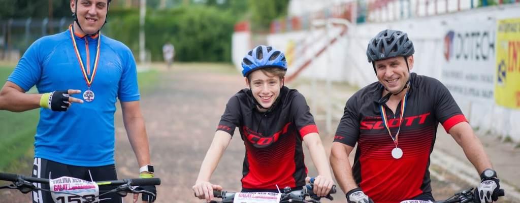 Prima mea cursa oficială cu bicicleta la Galați Țiglina XCO
