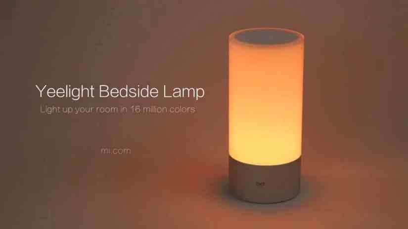 xiaomi lampa dormitor