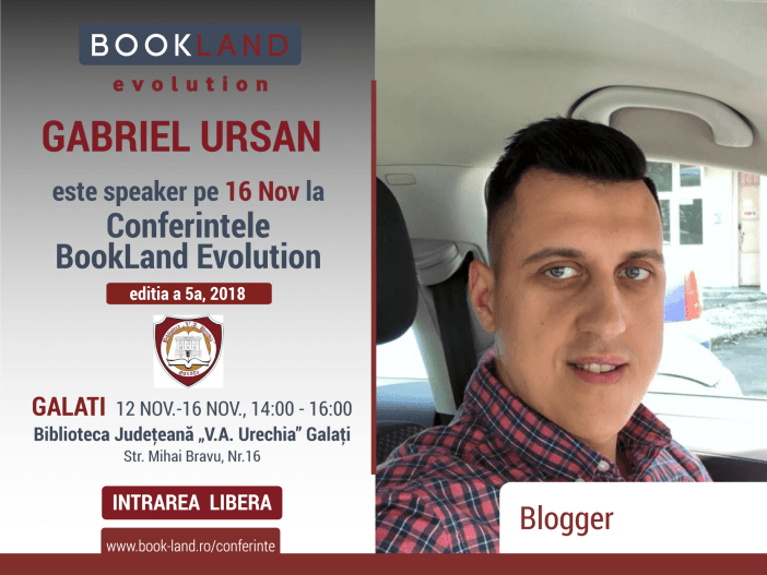 BookLand Evolution - speaker_10.bkl -Gabriel Ursan