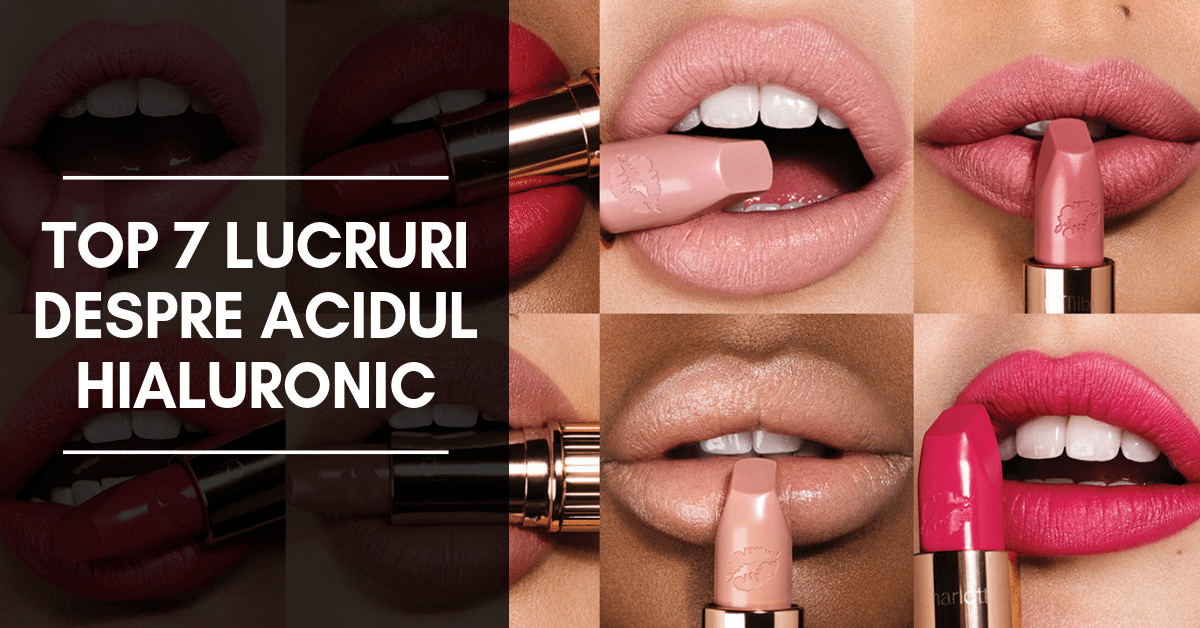 Injectari cu acid hialuronic