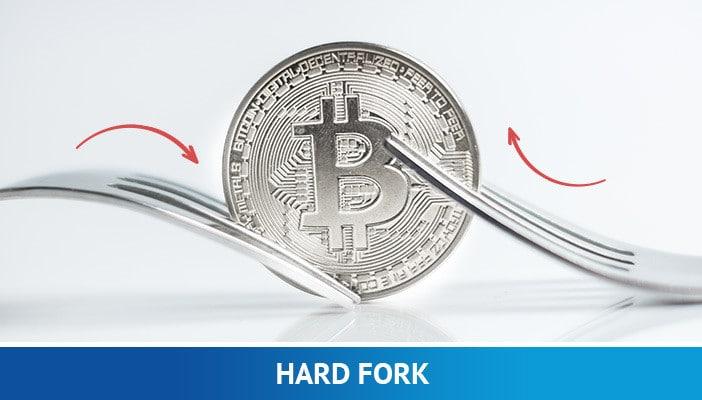 Ce înseamnă Hard fork