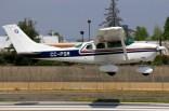 Stationair 6 II: Cessna 206 CC-PSM (foto: Carlos Ay).