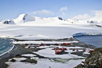 Panorámica de la Base Antártica Orcadas. (Foto: ARA)