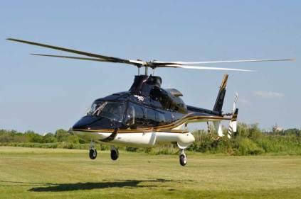 Bell430 LV-CJH. (Foto: Andrés Rangugni)