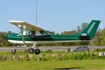 Cessna 150J LV-CUR. (Foto: Andrés Rangugni)