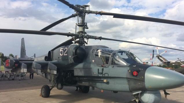 Kamov Ka-52 (foto: Rostec)