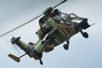 El poderoso Tigre del Ejército de Tierra también estuvo presente en León (foto: YFC Photography).