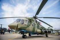 MI-171Sh en MASK 2015 (foto: Rostec)