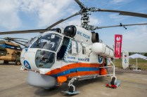 Kamov Ka-32 en MASK 2015(foto: Rostec)