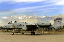Despliegue a Afganistán