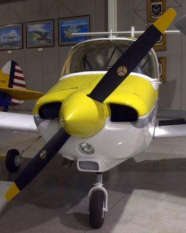 Piper PA-38 CC-CRM de la Escuela Romeo Mike (foto: Carlos Ay).