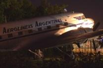 Douglas DC-3 LV-ADF de Aerolíneas Argentinas (foto: Carlos Ay).