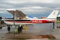 Clásico Cessna 172 (foto: Javier Vera Martínez).
