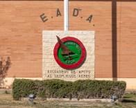 Instalaciones del EADA en la Base Aérea de Zaragoza (foto: Miguel Ángel Blázquez Yubero).