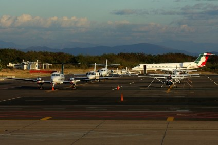 Aviación general... ¡y presidencial!