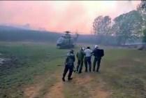 Super Puma al rescate