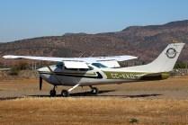 Carabineers Personnel Air Club Cessna 182 CC-KKD (photo: Carlos Ay).