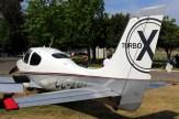 Turbo X Cirrus: SR-22 CC-ABL (photo: Carlos Ay).