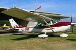 Skylane: Cessna 182 CC-PNP (photo: Carlos Ay).