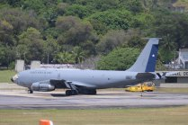 FACH KC-135 at Recife (photo: Rob Nispeling)