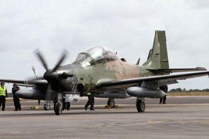 A-29 FAE (photo: Ronald de Roij)