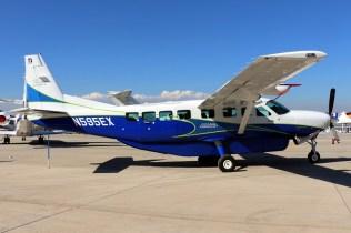 Cessna 208B Grand Caravan Ex N595EX (photo: Carlos Ay).