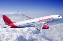 Synergy Aerospace Corporation, Avianca's largest shareholder and owner of Avianca Brasil, signed a MoU with Airbus for 62 A320neo Family aircraft. The agreement paves the way for Avianca Brasil to base its fleet renewal and network growth strategy on the A320neo Family (rendering: Airbus/Fixion-MMS).
