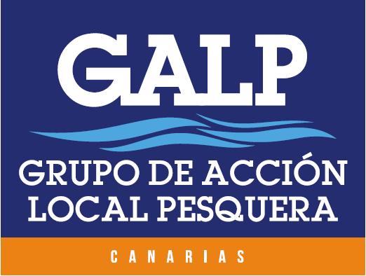 Logotipo de los GALP de Canarias