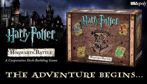Harry Potter Hogwarts Battle Play it at the Game Cruise
