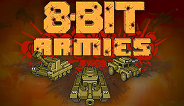 8 Bit Armies Play it at the Game Cruise