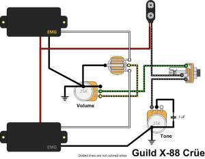 Guitar Wiring Diagram Washburn  washburn wiring diagrams