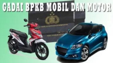 Gadai Bpkb Mobil motor Pekanbaru