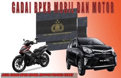 JASA GADAI BPKB MOBIL & MOTOR DI TANGERANG