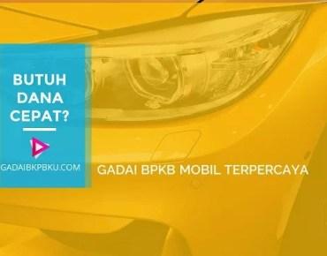 Gadai BPKB Mobil dan Motor