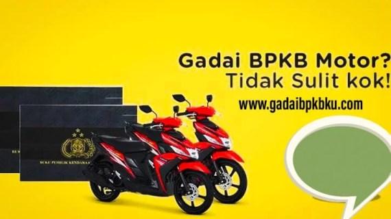 Gadai BPKB Motor Tanpa Ribet Jakarta Barat 1 Jam Cair