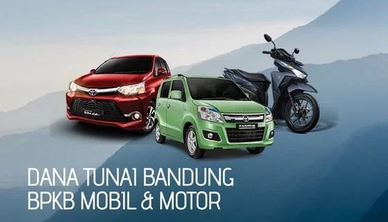 Tempat Gadai BPKB Mobil dan Motor Tanpa Survei di Bandung